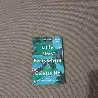 [Unsealed] Little Fires Everywhere by Celeste Ng (english)