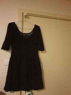 Valley girl mini dress