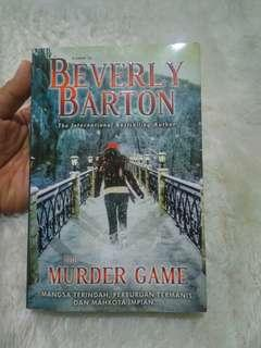 Novel beverly barton murder game