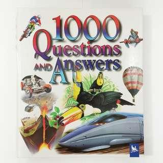 🚚 Science Encyclopedia 1000 questions and answers
