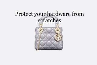 🚚 Mini Lady Dior protection sticker