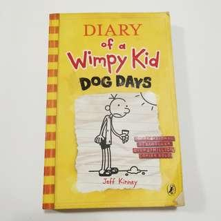 🚚 Diary Of A Wimpy Kid Dog days