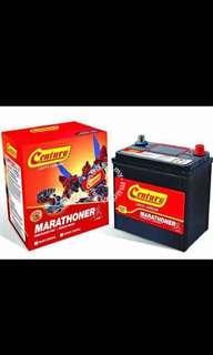 Car Battery bateri kereta 24 dilevery