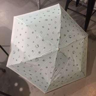 🚚 迪士尼 瑪莉貓折疊傘 正版