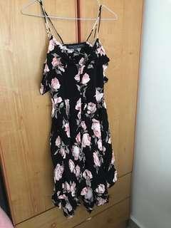 🚚 Topshop Off Shoulder Dress