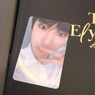 WTT exo the elyxion dot dvd baekhyun pc