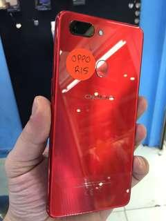 Oppo R15 (Red) 128GB