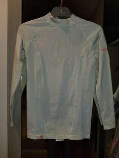 2XU compression long sleeve shirt top size men's XS