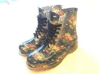 厚底女裝水鞋 雨鞋