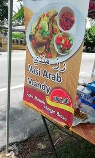 Nasi arab mandy