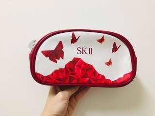 SK-ll 化妝包 全新🎉