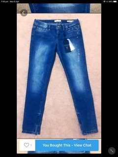 Guess jeans brand new 28 bnwt