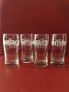 🚚 Coca Cola Glasses