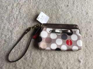 Coach purse/pouch