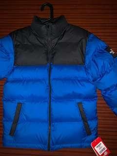 THE NORTH FACE Nuptse Blue Jacket