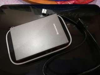 LENOVO EXTERNAL HARD DISK USB 3.0 1TB
