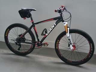 SALE Giant XT Mountain Bike (new condition)