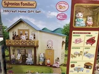 森林家族豪華禮盒裝 Sylvanian Families Hillcrest Home Gift Set