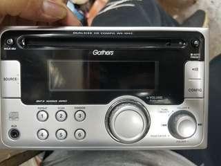 「自取價」本田二手CD收音機