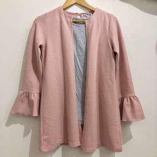 Pink Outer by Isla