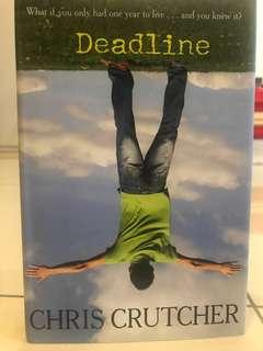 DEADLINE BY CHRIS CRUTCHER