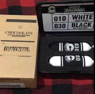 Chocoolate x Dragonball 龍珠 USB(16GB)+紅外線