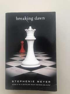 Breaking Dawn By Stephenie Meyer (TWILIGHT SAGA SERIES)