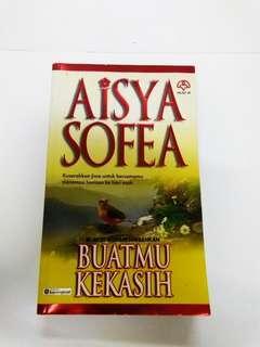 Novel Melayu : Aisya Sofea, Buatmu Kekasih