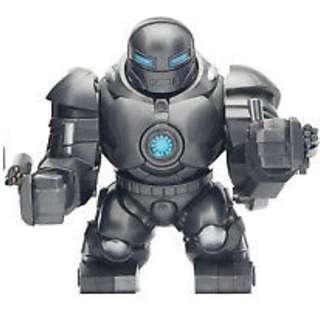 Iron monger Big minifigure Lego compatible minifigure