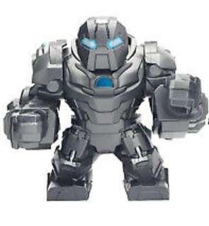 Whiplash Big Minifigure Lego compatible