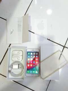 Iphone 6 plus 64gb second original ex inter