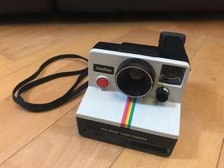 Polaroid 彩虹機 land camera 寶麗來 即影即有