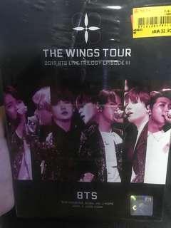 [WTS] BTS WINGS DVD