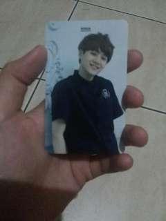 Wts Bts Suga Oirul28 photocard official