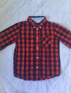 H&M Shirt size 2-3thn