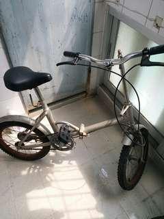 16寸單車