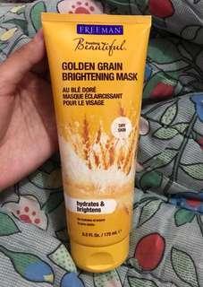 Freeman Golden Grain Brightening Mask (jual rugi)