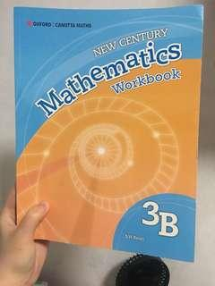 new century Mathematics workbook 英文數學書