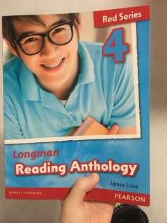 Longman Reading Anthology 4