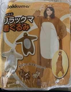 鬆馳熊、海賊王卡通造型服