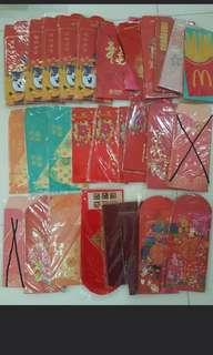Red Packets, Ang Baos - free postage