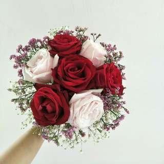 Design your own bouquet (DYOB)