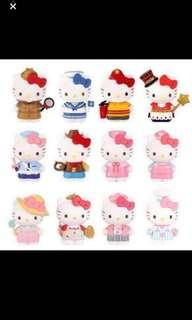 Hello Kitty Career