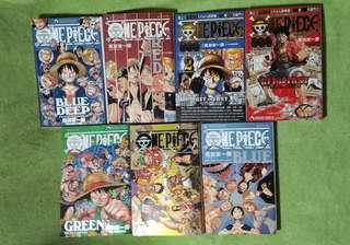 One Piece 導讀(7本)