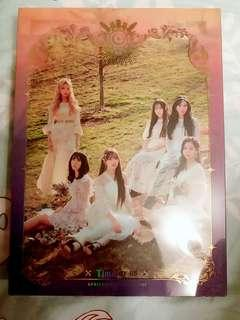 Gfriend Time for us 專輯