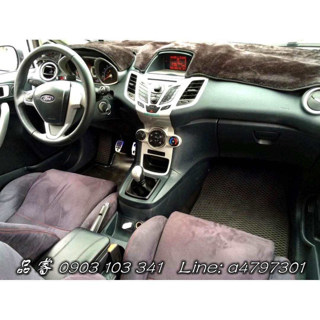 2011 Ford Fiesta 1.6 5MT運動版