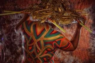 Body Painting Artwork Services