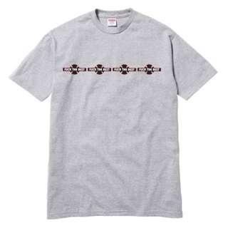 🚚 SUPREME X INDEPENDENT Fuck The Rest Tee