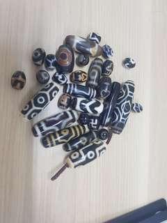 Ancient Dzi beads