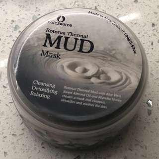 紐西蘭製造detox mask
